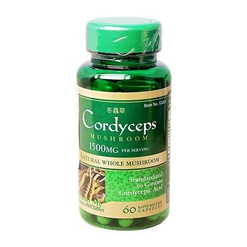Cordyceps Mushroom 750 mg