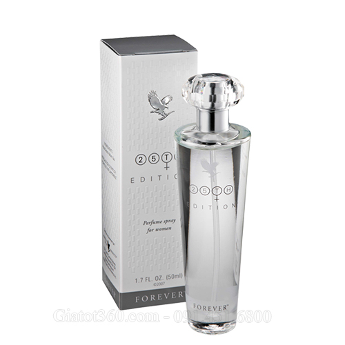 nước hoa cho phái đẹp 25TH Edition Perfume Spray for Women