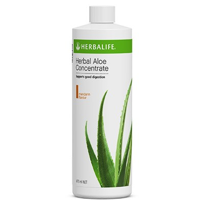 Herbal Aloe Concentrate  Lô Hội Thảo Mộc Cô Đặc Hương Quýt
