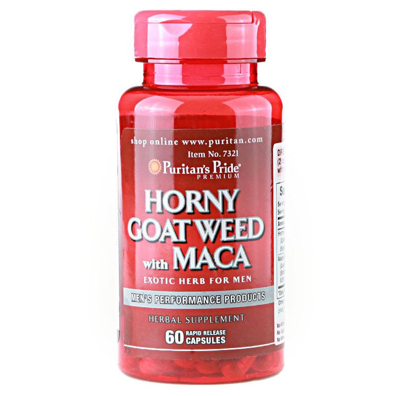 Homy Goat Weed with Maca cải thiện sinh lý nam