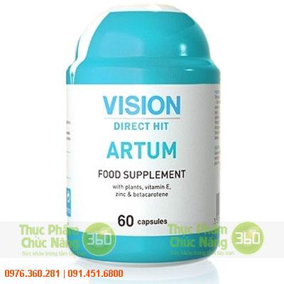 Artum - Thực phẩm chức năng Vision