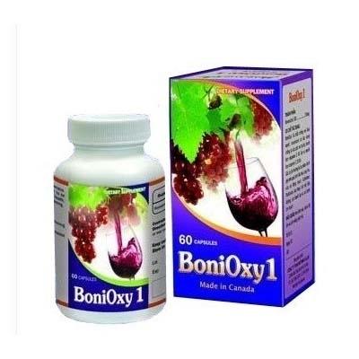 BoniOxy 1 Phòng Chống Tai Biến Mạch Máu Não