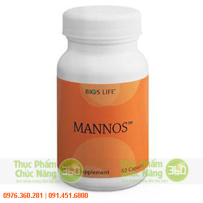 Bios Life Mannos - tăng cường hệ miễn dịch từ Unicity