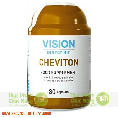 Cheviton - Thực phẩm chức năng Vision