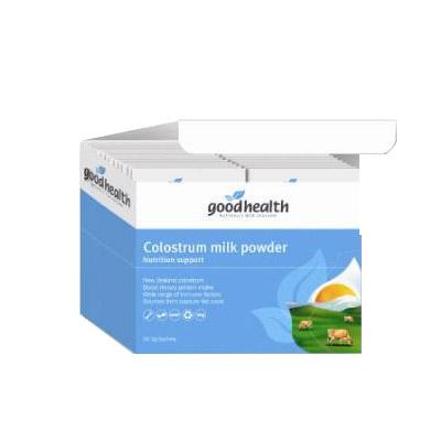 Sữa non Colostrum milk powder 20 gói túi PE