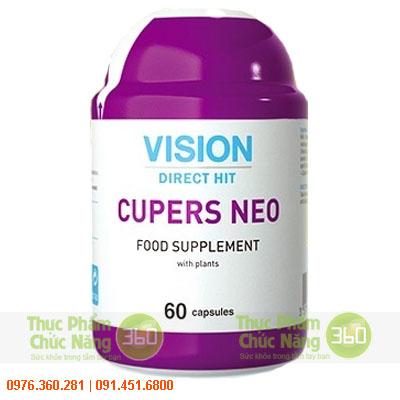 Cupers Neo - Thực phẩm chức năng Vision