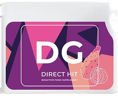 DG Direct Hit (Di Guard Nano Vision mẫu mới)- Thải độc và ngăn ngừa tế bào ung thư