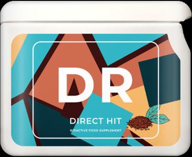 DR Direct Hit (DiReset Vision mẫu mới) - Phục hồi lại hệ miễn dịch hiệu quả