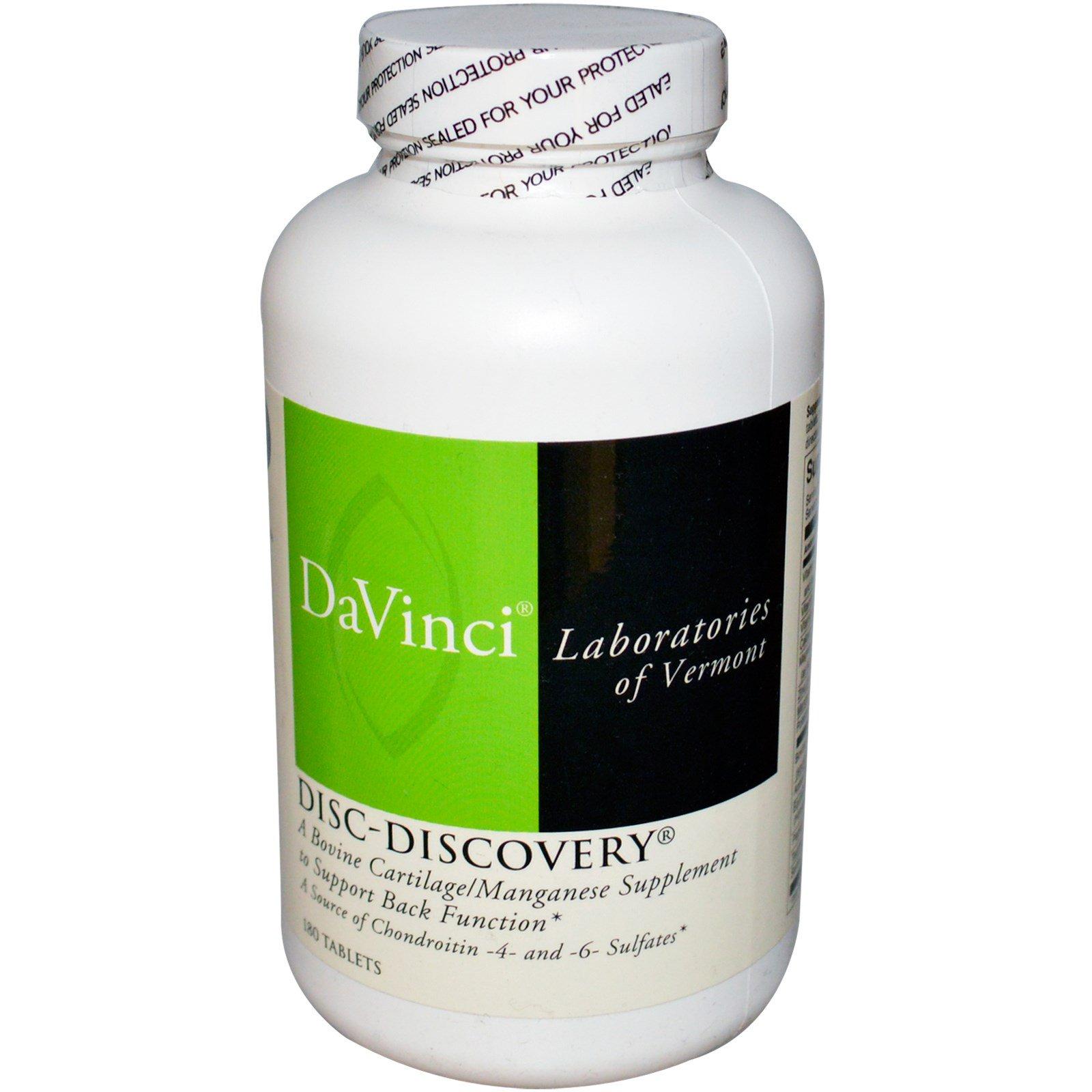 Davinci Laboratories Of Vermont  - Cải thiện tình trạng lão hóa xương khớp