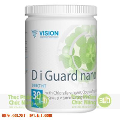 D i Guard Nano - Thực phẩm chức năng Vision