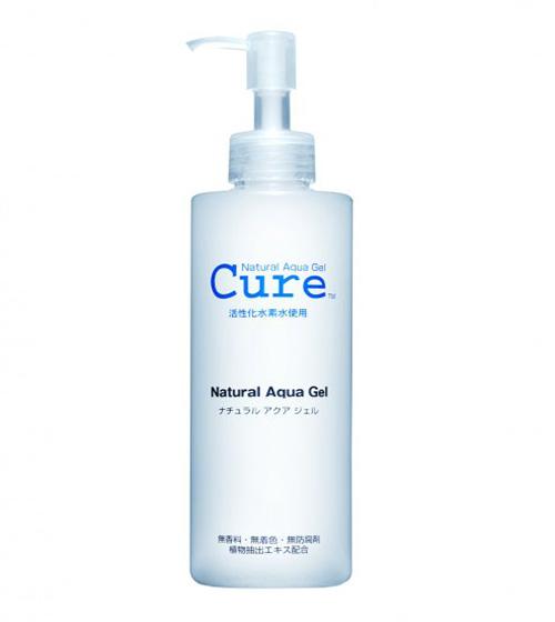 Cure Nature Aqua Gel Tẩy tế bào chết số 1 Nhật Bản