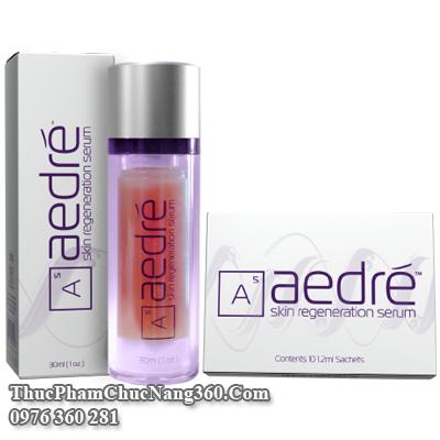 Aedre Serum - hỗ trợ điều trị sẹo lồi, nám, tàn nhang