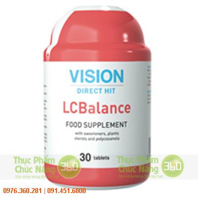 LCBalance - Thực phẩm chức năng Vision