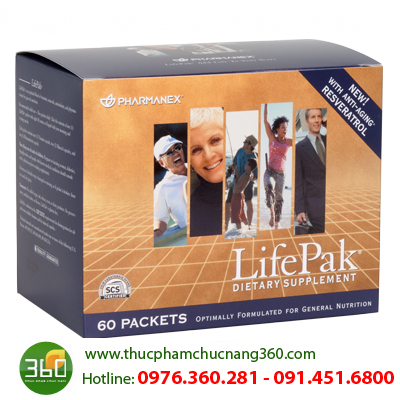 LifePak Formula