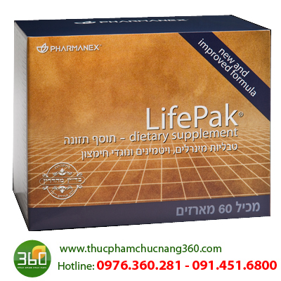 LifePak Kosher