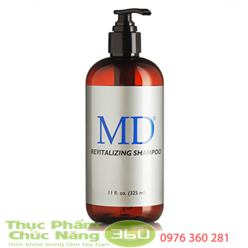 Dầu gội mọc tóc, ngăn rụng tóc MD Revitalizing Shampoo