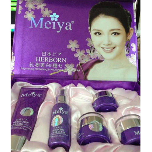Meiya bộ mỹ phẩm dưỡng trắng da trị nám đến từ Nhật Bản