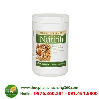 NutriFi - Giảm táo bón hiệu quả