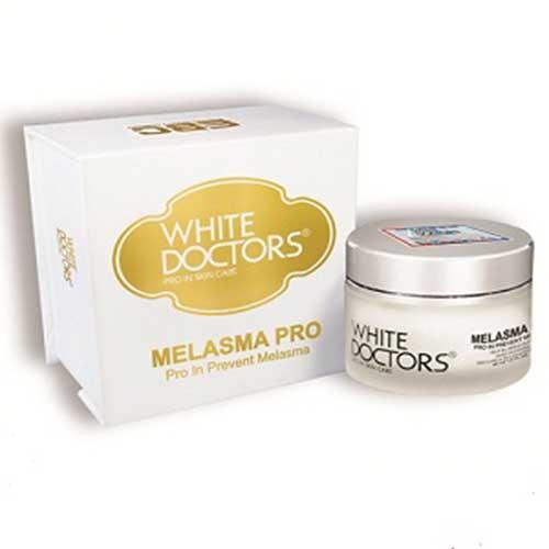 White Doctors Melasma Pro Kem trị nám, tàn nhang thể nặng