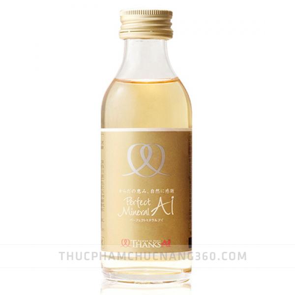 Perfect Mineral Ai thanksai - Khoáng nước thực vật cổ đại