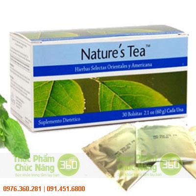 Trà Nature's Tea - Trà thảo dược từ Unicity