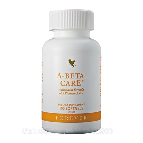 Viên bổ sung vitamin a và e Forever A Beta Care