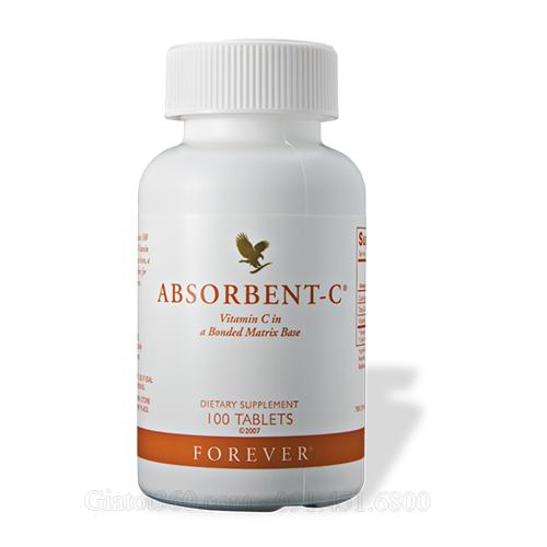 Viên bổ sung dinh dưỡng Forever Absorbent C