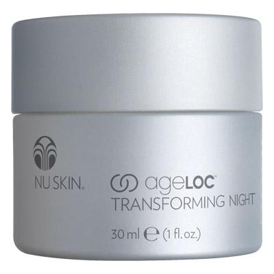 ageLOC Transforming Night - Kem chống lão hóa da Nuskin
