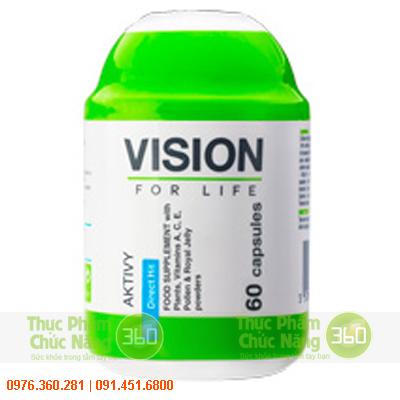 Aktivy - Thực phẩm chức năng Vision