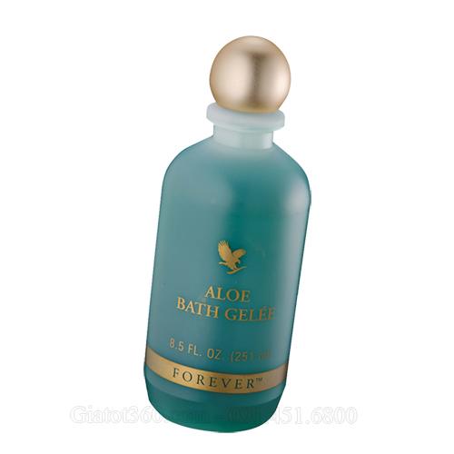 Aloe Bath Gelee gel tắm cao cấp
