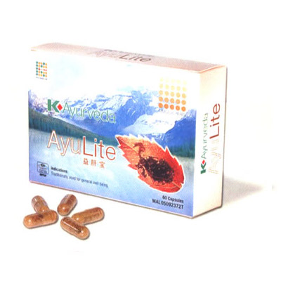 AyuLite hỗ trợ giải độc gan