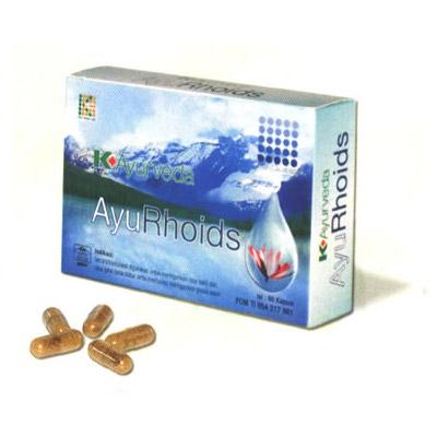AyuRhoids giảm nguy cơ và hỗ trợ điều trị bệnh trĩ.