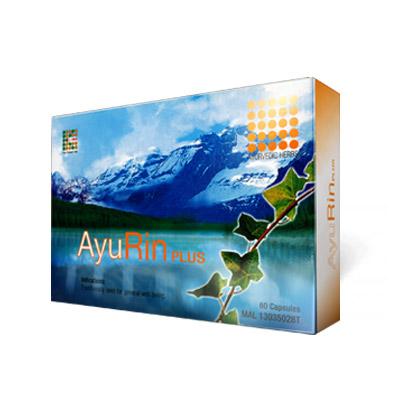 AyuRin Plus hỗ trợ lợi tiểu và phì đại tuyến tiền liệt