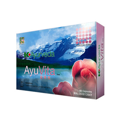 AyuVita hỗ trợ tăng cường sinh lý phụ nữ