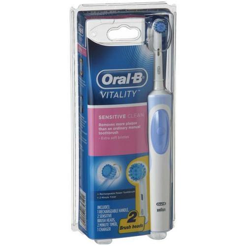 Bàn chải đánh răng điện Oral-B Vitality Braun Từ Đức