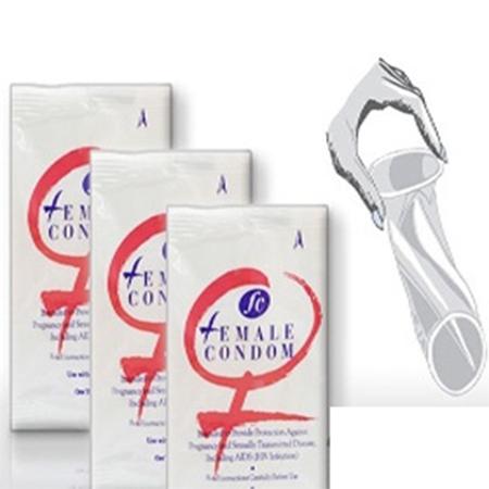 bao cao su nữ female comdom