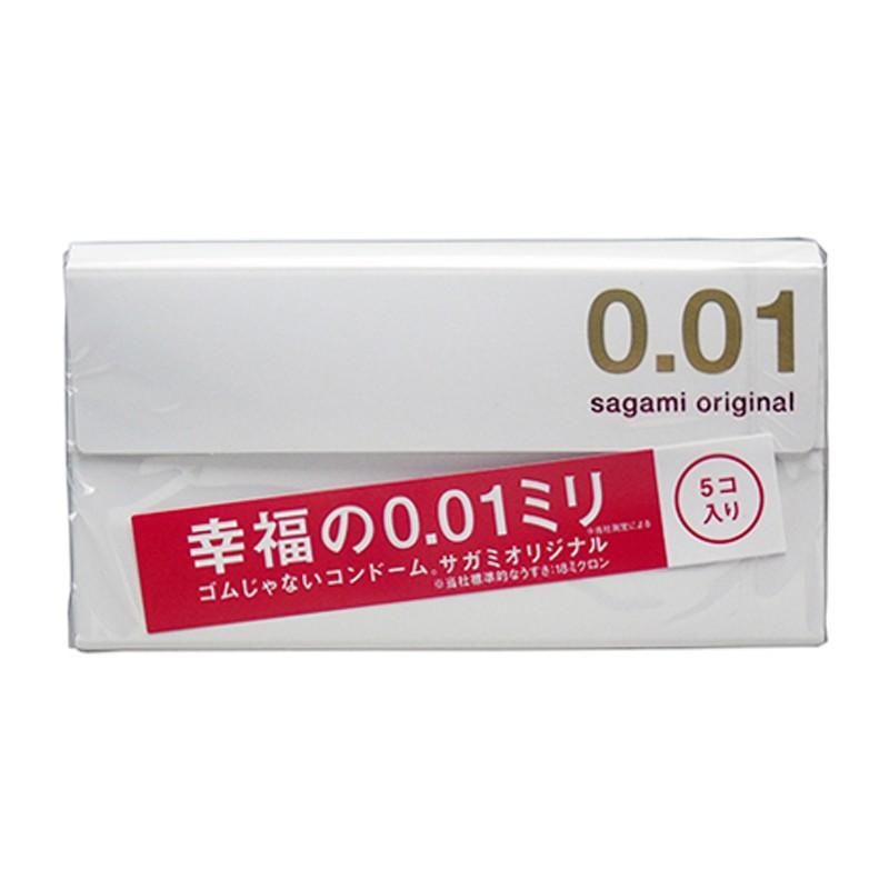 Sagami Original 0.01 Bao cao su mỏng nhất thế giới