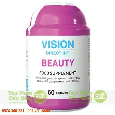 Beauty - Thực phẩm chức năng Vision