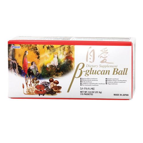 Beta Glucan Ball - hỗ trợ sức khoẻ cho người bệnh ung thư