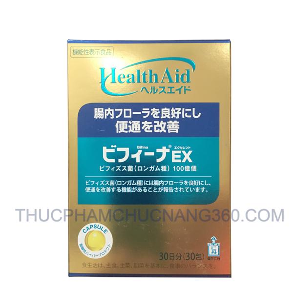BIFINA EX 30 gói từ Nhật Bản giải pháp hiệu quả cho bệnh đường ruột