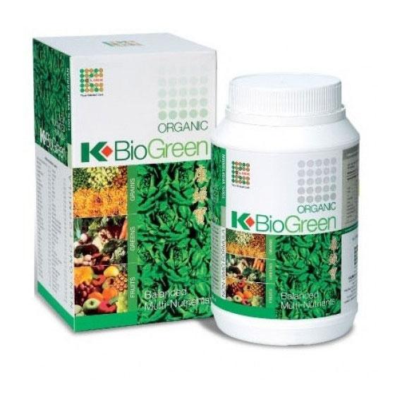 Organic K-BioGreen
