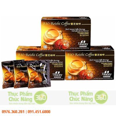 Cà phê linh chi Bio Reishi Coffee Unicity