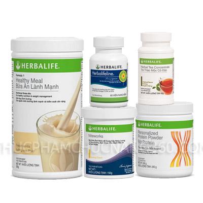 Bộ sản phẩm Herbalife hỗ trợ tim mạch