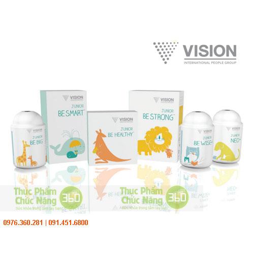 Bộ sản phẩm trẻ em toàn diện Junior Hit Vision