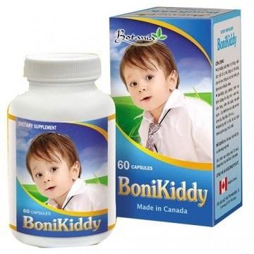 BoniKiddy Tăng sức đề kháng cho bé yêu khỏe mạnh