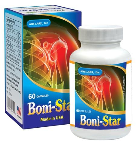 BoniStar Hỗ Trợ Điều Trị Thoái Hóa Khớp