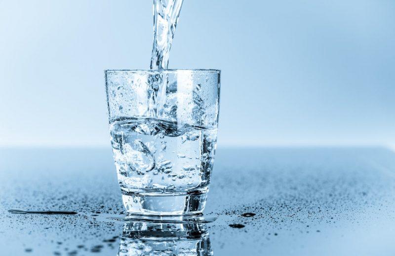 Cách giảm cân bằng nước lọc