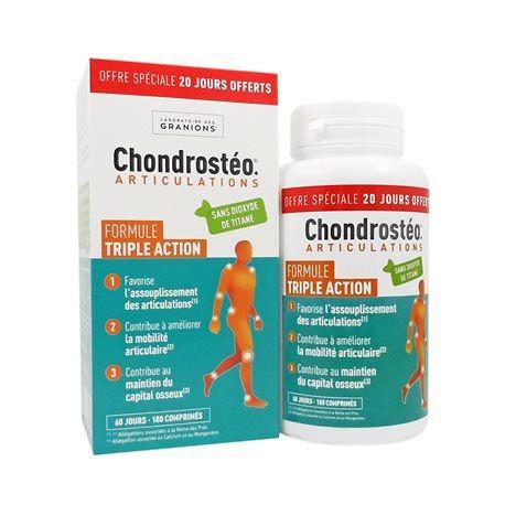 Viên uống Chondrosteo Articulations của Pháp loại 120 viên