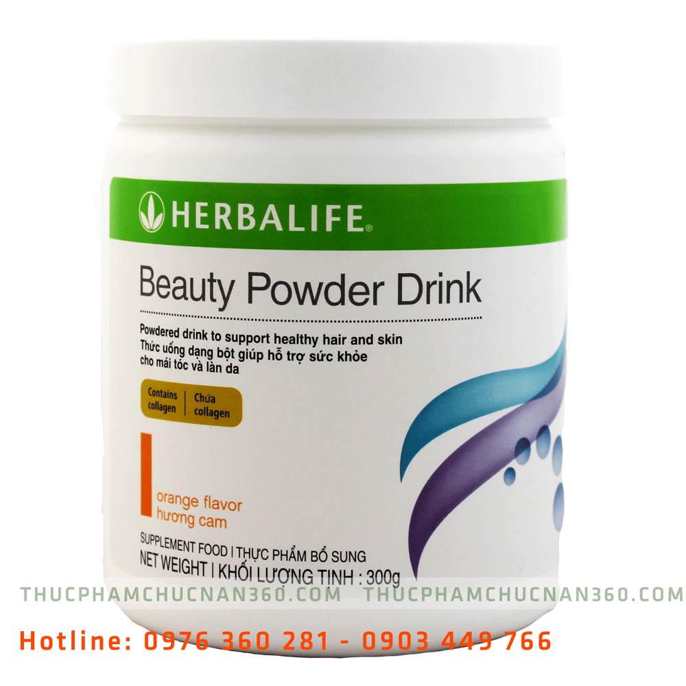 Collagen Thủy Phân Herbalife Beauty Powder Drink