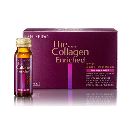 Collagen Shiseido Enriched nuôi dưỡng và chống lão hóa